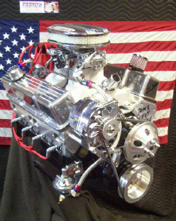 Chevy 355 380HP