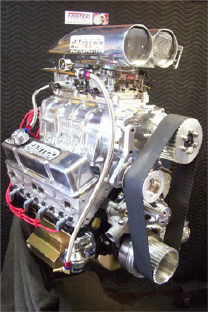 supercharged sbc 700HP